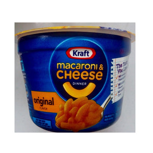 Kraft Easy Mac Original Macaroni&Cheese 58g/2.06oz