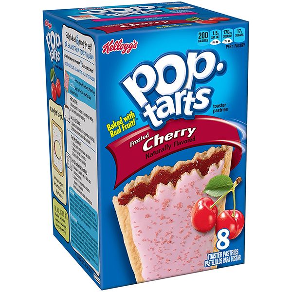 Pop Tarts Frosted Cherry cu cirese
