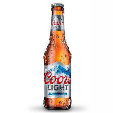 Coors Light Beer 330ml/ 11 fl oz