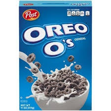 Post Oreo's Cereal 311g/11oz