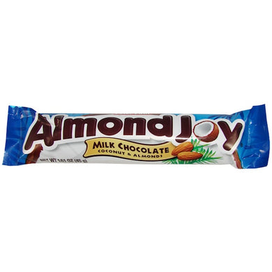 almond joy hershey