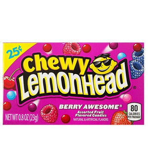 Chewy Lemonhead Berry Awesome 23g