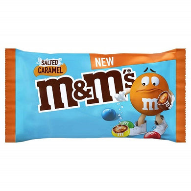 M&M's Salted Caramel 36g/1.26oz