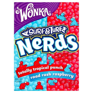 nerds surf turf tropical punch raspberry romania
