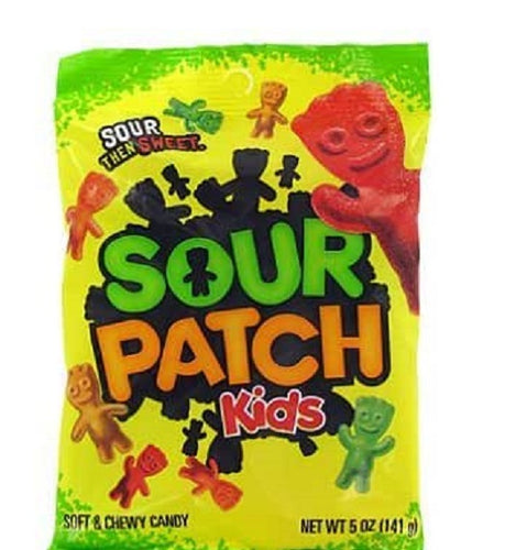 Sour Patch Kids 141g / 5oz