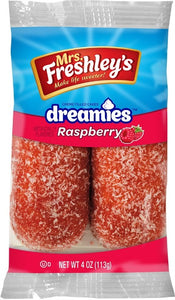 Mrs. Freshley's Raspberry Dreamies 113g
