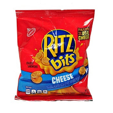 Nabisco Ritz Bits Sandwiches Cheese 50g/1.75oz