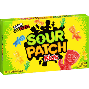 Jeleuri Americane Sour Patch Kids