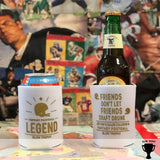 Fantasy Football Legend Koozie by Blow Trophy
