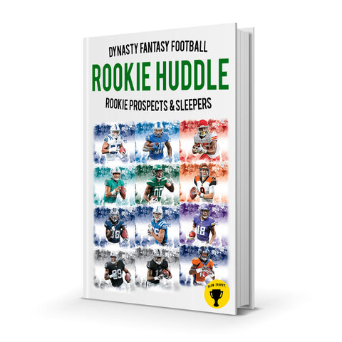 Rookie Huddle: 2020 Rookie Prospects and Sleepers for Dynasty Fantasy Football