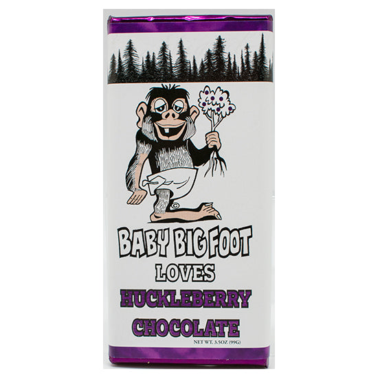 Baby Bigfoot Candy Bar
