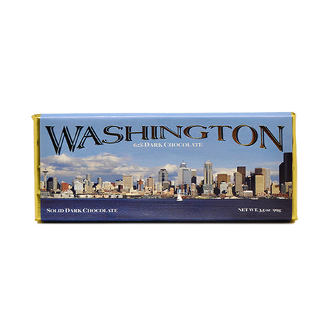 Washington, Dark Chocolate Bar
