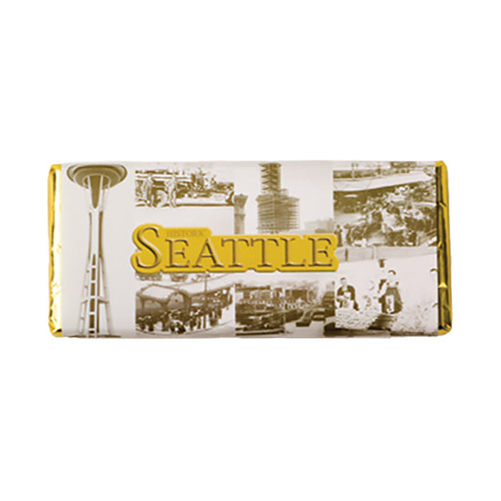 Seattle Historic, Milk Chocolate Bar