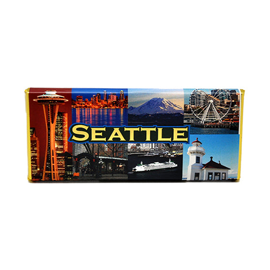 Seattle, Milk Chocolate Bar