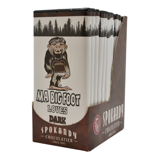 12 Ma Bigfoot Candy Bars