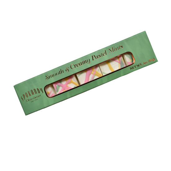 Spring Pastel Mint Tube 3oz