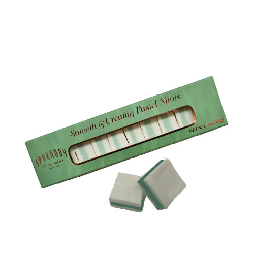 3 oz White Green White Mint Tube
