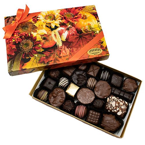 16 oz Premium Assorted Selection Autumn Box