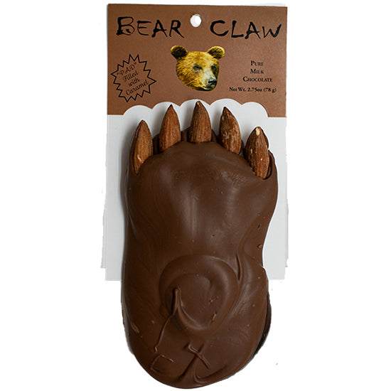 Bear Claw, Milk Chocolate