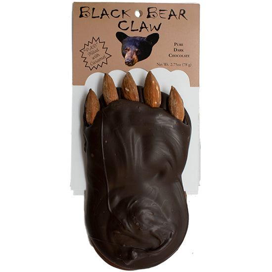 Black Bear Claw, Dark Chocolate
