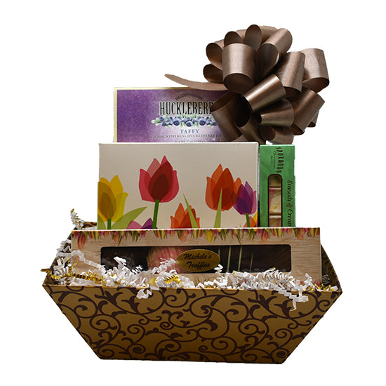 Spring is in the air Gift Basket