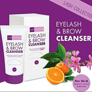 LC Eyelash & Brow Cleanser