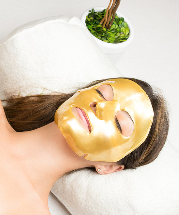 Gold Collagen Facial Mask