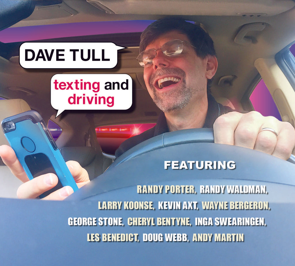 Texting & Driving - Dave's First CD since 2009!