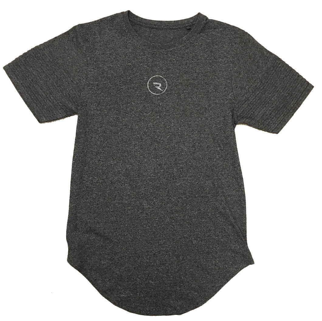 Runcase Running Shirt - Grey Marl