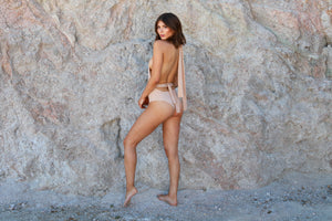 FLASHSALE Athena One Peice in Nude Beach - Abruzzo Swim