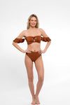 My Friend Glenda Top/ Coconut - Abruzzo Swim