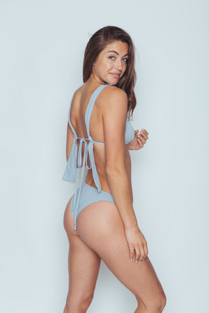 Seamless Cheeky Bottom (Moonstruck) - Abruzzo Swim
