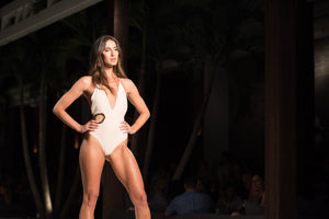 Athena One Piece / Morganite - Abruzzo Swim