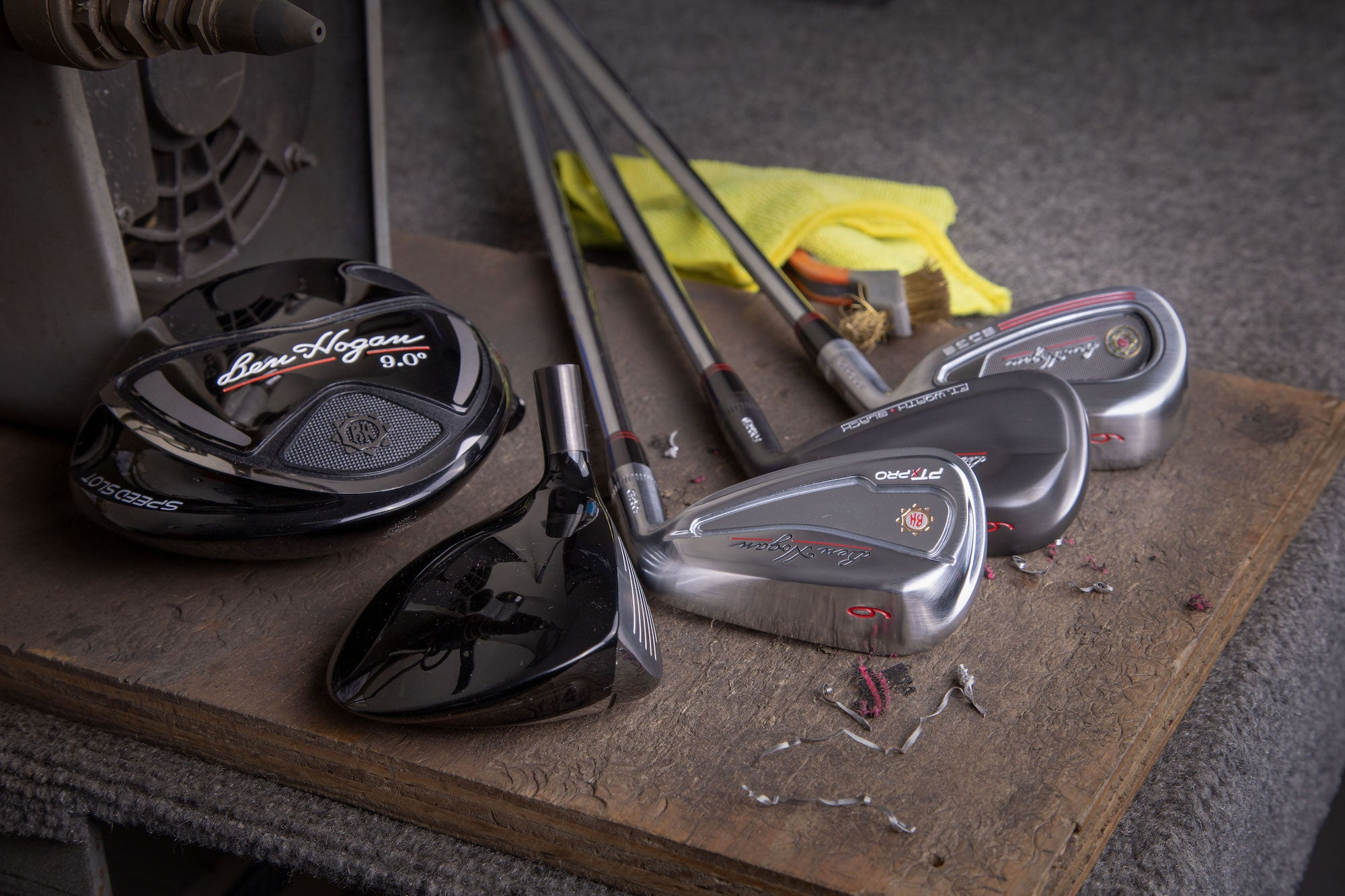 5db37cc921e ... irons that not only feel great, but provide forgiveness and playability  to meet the user's demands, I've finally found my gamers in the Ft. Worth  Black.