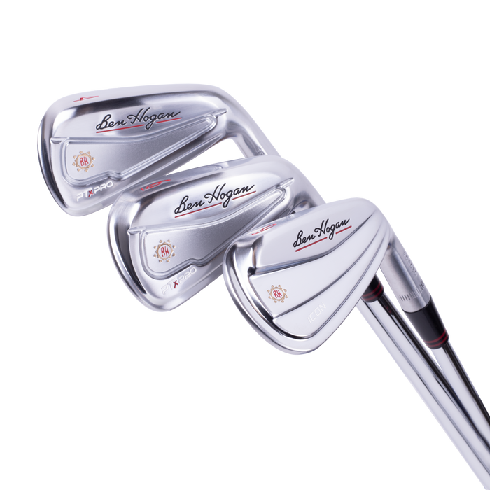 Player's Combo Set with PTx PRO 4-iron