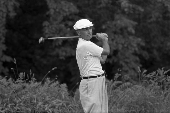 The professional career of Fort Worth's Ben Hogan is legendary.