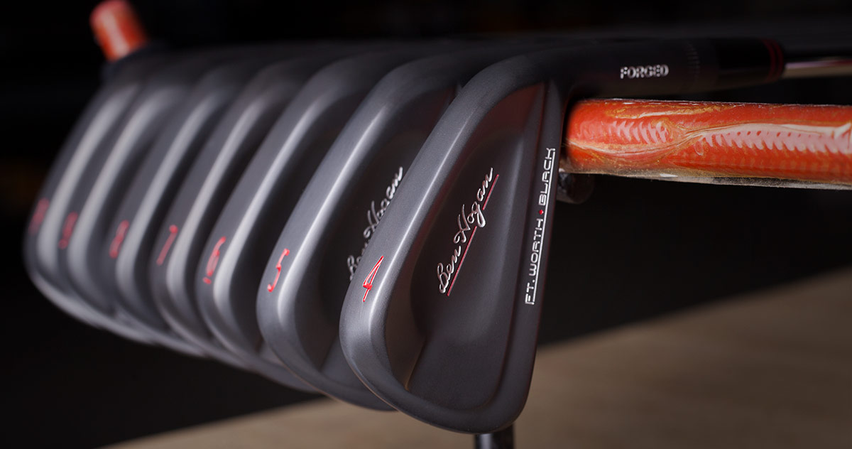 e26caad386e We'll never deviate from Ben Hogan's mission to make the highest-quality  and best-performing golf equipment in the world.