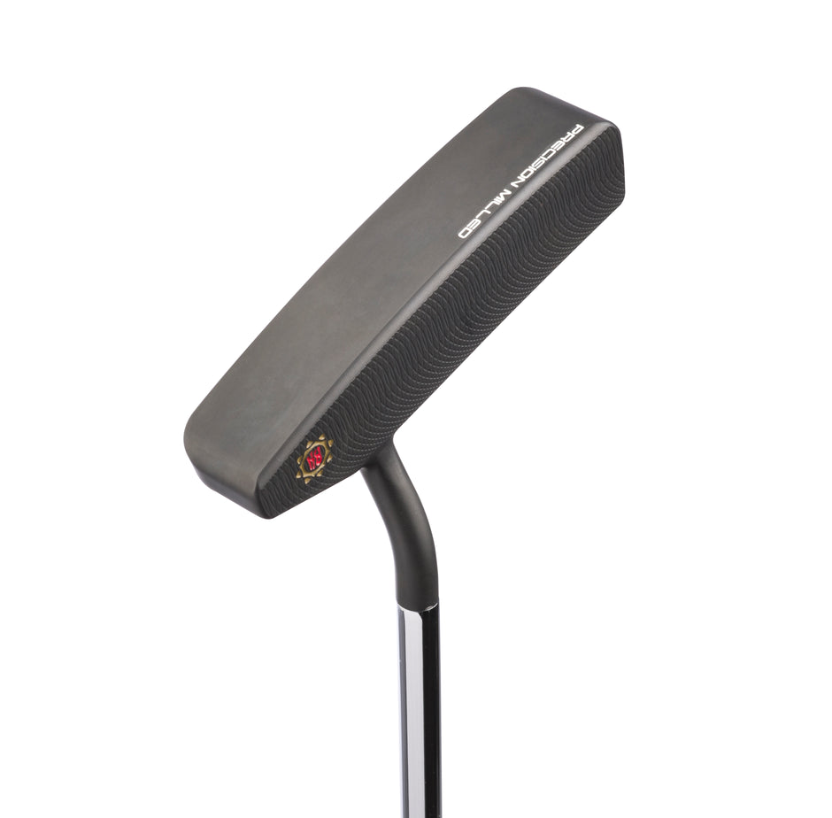 Precision Milled Forged Flowing Neck Blade Putter - BHB03