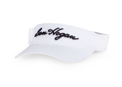 Ben Hogan Lightweight Low-Rise Cotton Twill Visor