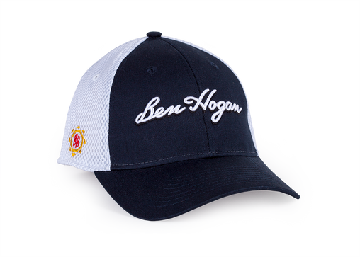 Ben Hogan Two-Tone Mesh Backed Cap