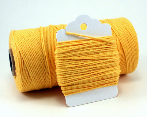 Yellow Baker's Twine