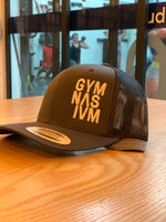 Gym | Trucker Baseball Cap | SnapBack