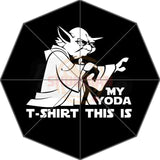 Anti-UV Yoda Umbrella