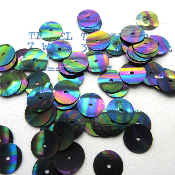 Flat Sequins 4 colors 1 Strand 1000 Pieces