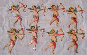 Cupid With Arrow 12 pcs