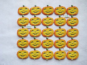 Pumpkin Scrap 25 pcs