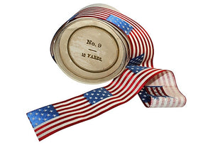 GAR Flag Ribbon 1 1/2""