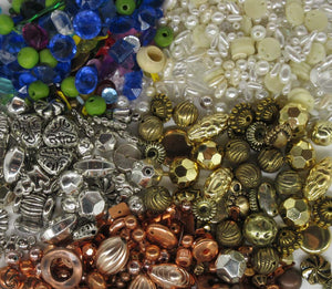 Asst Style Mix - Asst Colors Pack of Beads - SALE