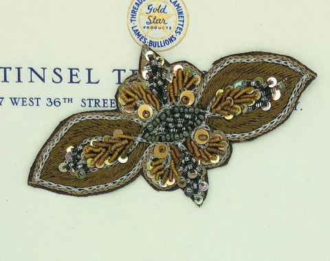 Bronze Multi Double Leaf