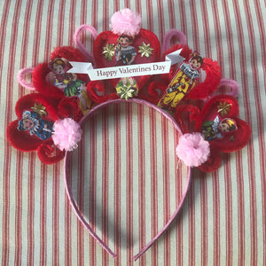Valentine Crown Kit